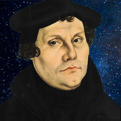 Luther Sternenhimmel