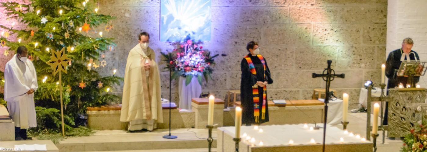 Einführung von Irene Geiger-Schaller zur Kirchenkreisökumenebeauftragten
